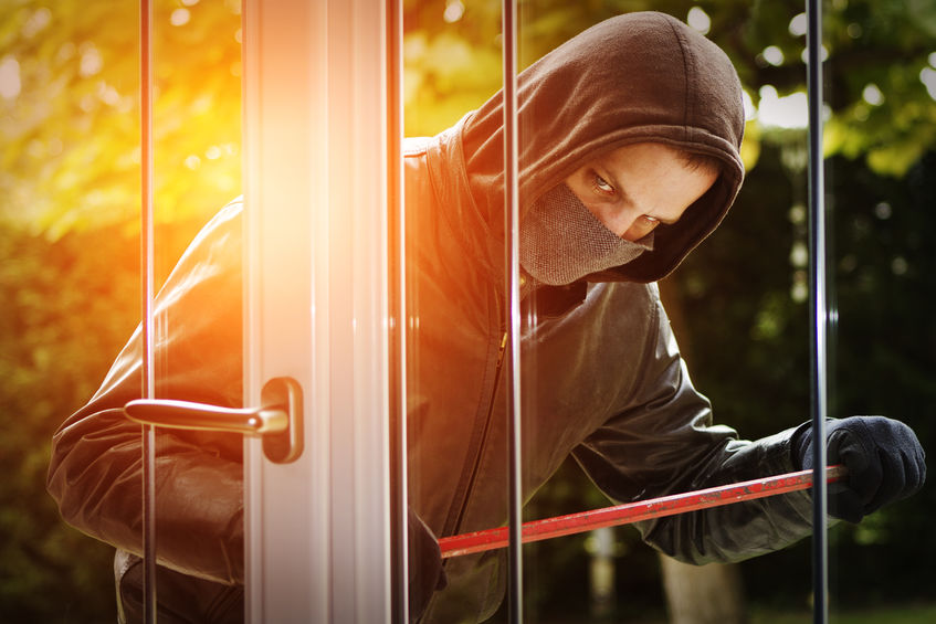 Theft vs Robbery vs Burglary explanations